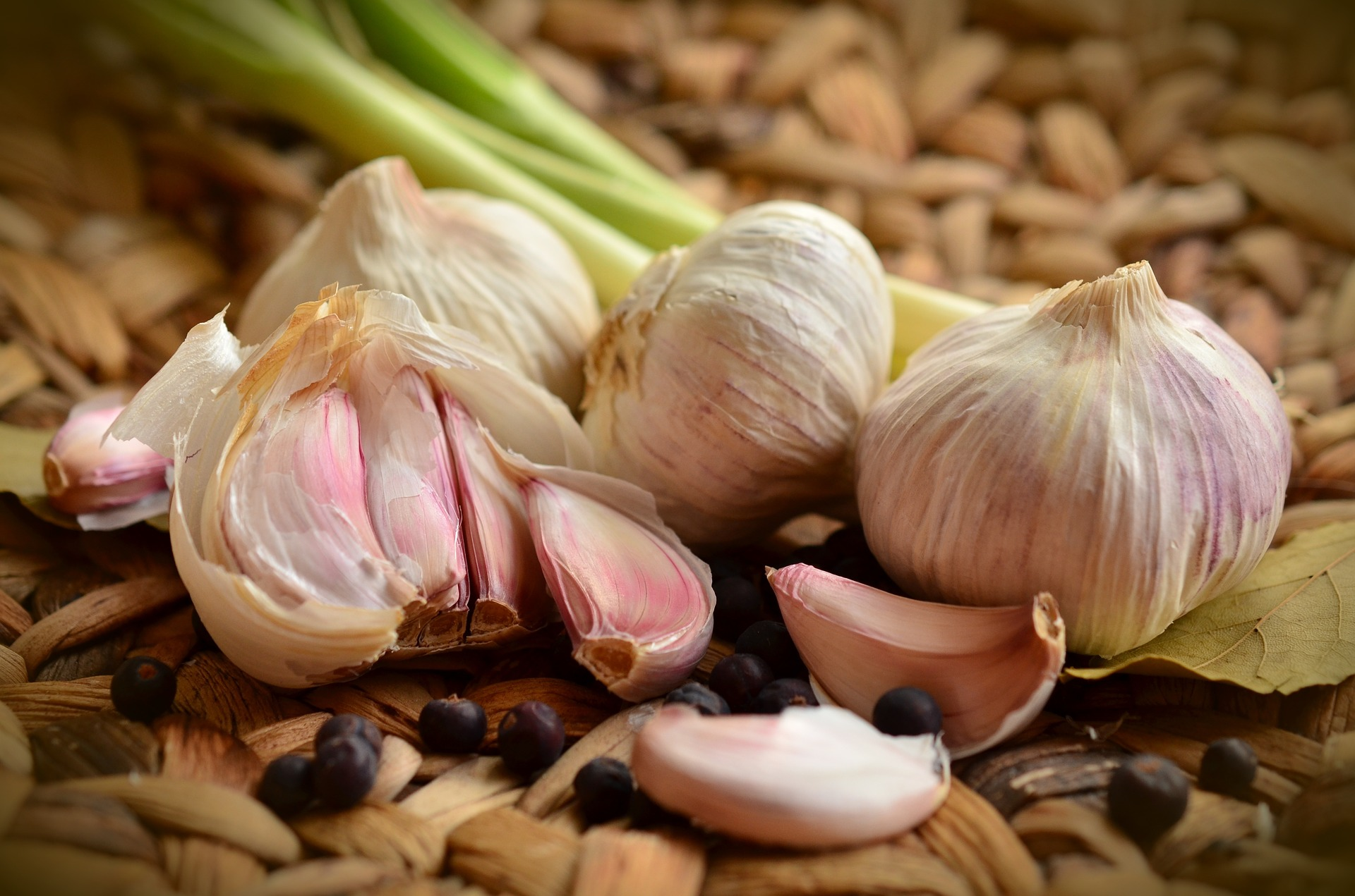 Garlic Benefits For Health