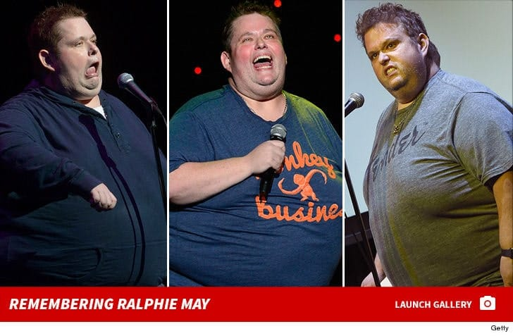 Ralphie may weight loss