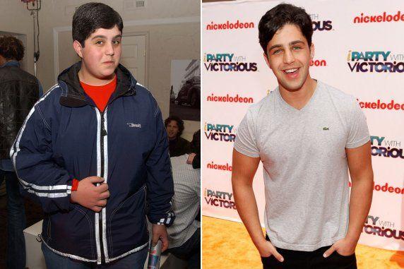 Josh peck weight loss:-