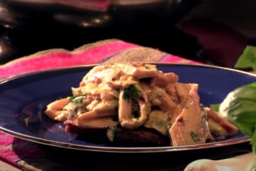 chicken of the woods mushroom recipes